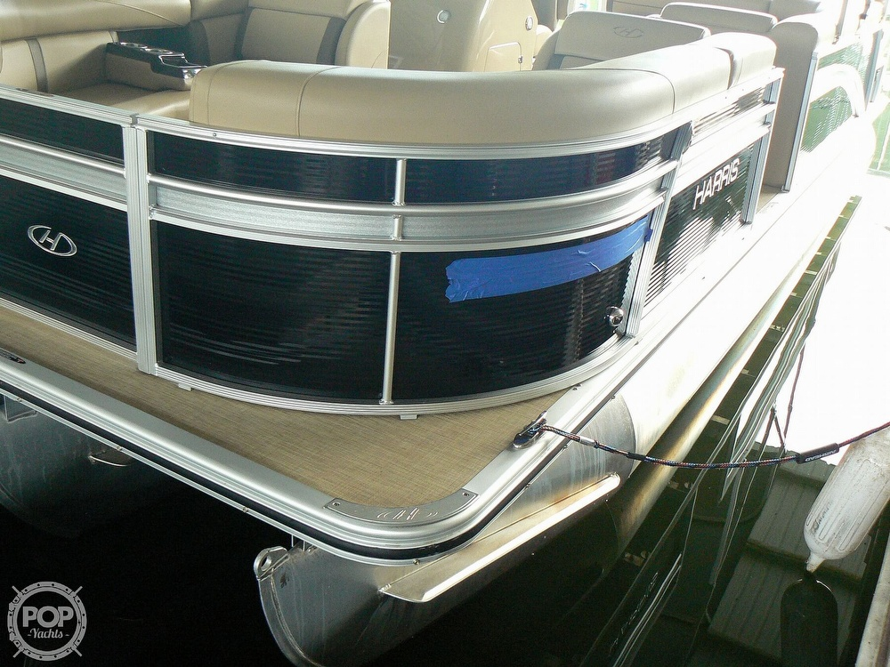 2018 Harris boat for sale, model of the boat is Cruiser 240 Hydro-Therapy & Image # 39 of 40