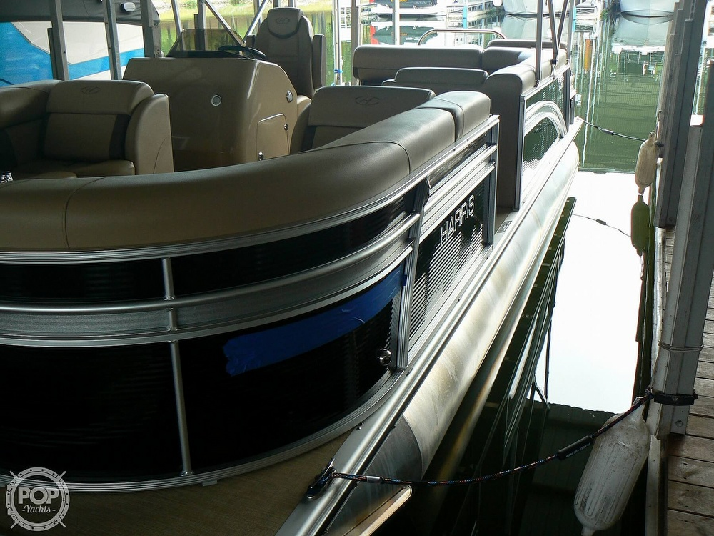 2018 Harris boat for sale, model of the boat is Cruiser 240 Hydro-Therapy & Image # 40 of 40