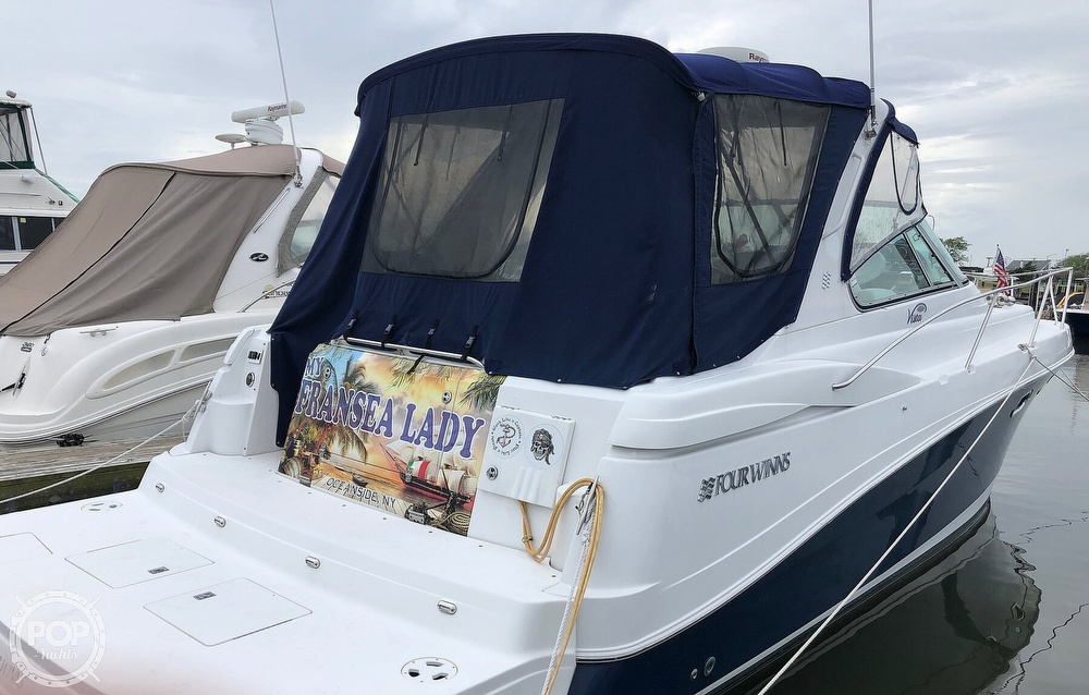 2004 Four Winns boat for sale, model of the boat is 378 Vista & Image # 4 of 40