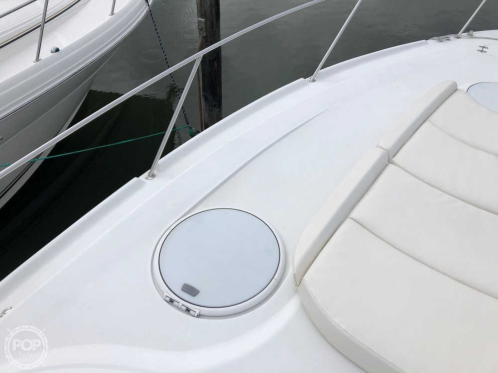 2004 Four Winns boat for sale, model of the boat is 378 Vista & Image # 11 of 40