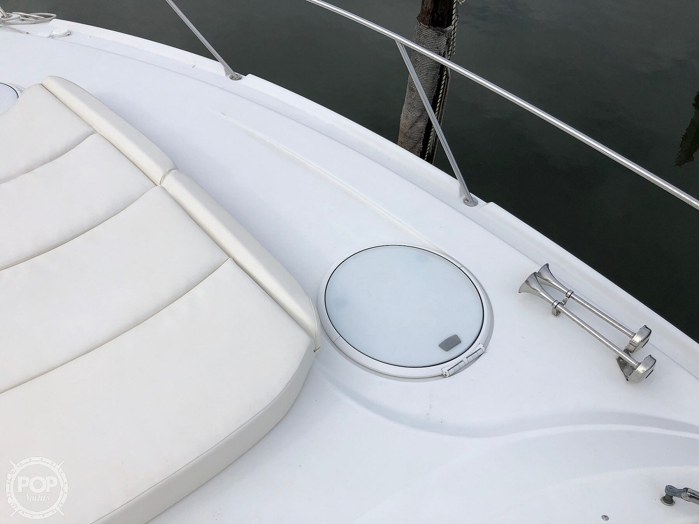 2004 Four Winns boat for sale, model of the boat is 378 Vista & Image # 12 of 40