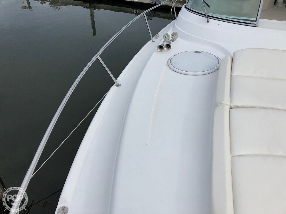 2004 Four Winns boat for sale, model of the boat is 378 Vista & Image # 19 of 40