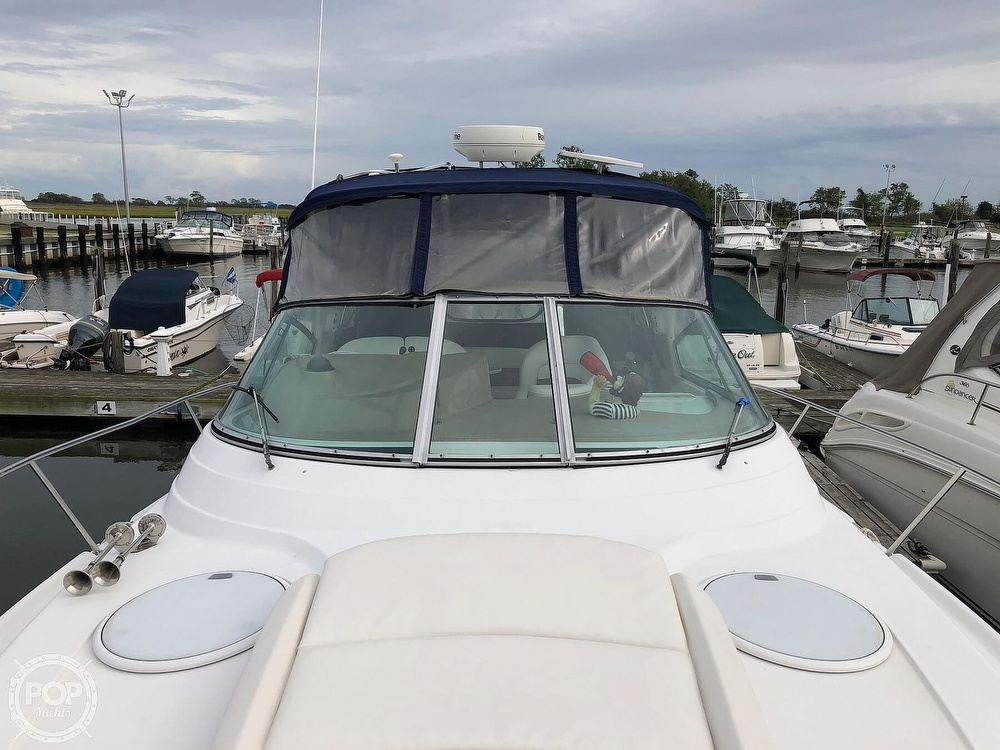 2004 Four Winns boat for sale, model of the boat is 378 Vista & Image # 29 of 40