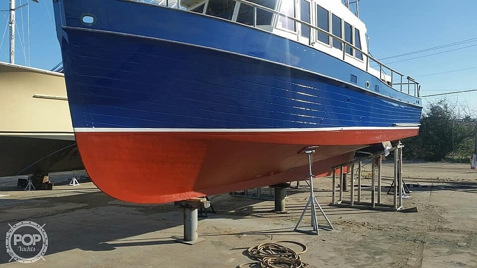 1970 Grand Banks boat for sale, model of the boat is 36 Classic & Image # 17 of 40