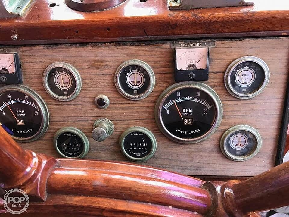 1970 Grand Banks boat for sale, model of the boat is 36 Classic & Image # 21 of 40