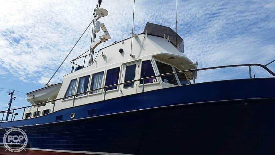 1970 Grand Banks boat for sale, model of the boat is 36 Classic & Image # 22 of 40