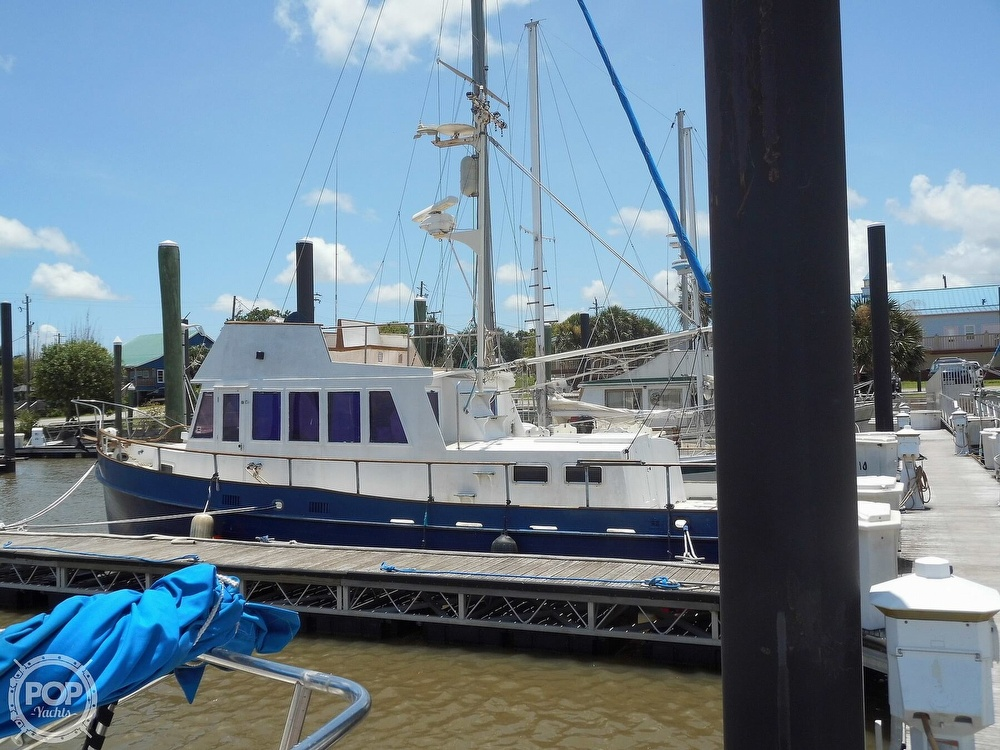 1970 Grand Banks boat for sale, model of the boat is 36 Classic & Image # 24 of 40