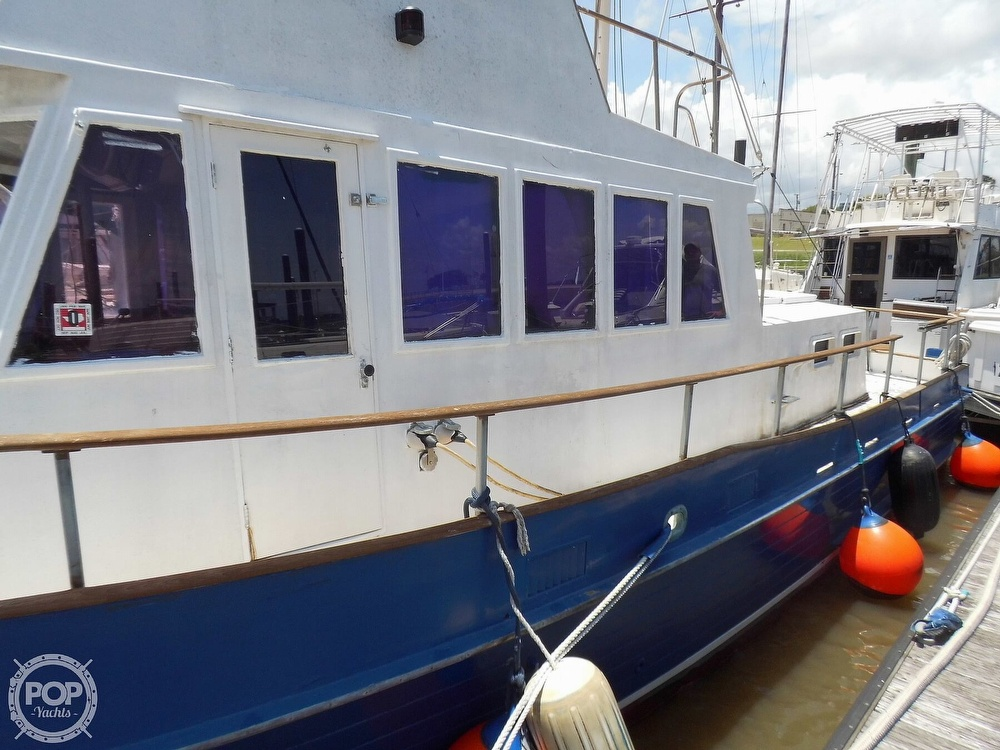 1970 Grand Banks boat for sale, model of the boat is 36 Classic & Image # 27 of 40