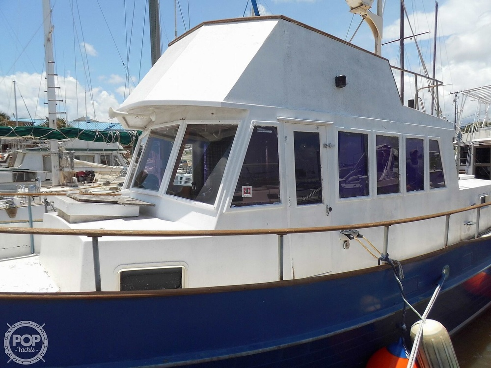 1970 Grand Banks boat for sale, model of the boat is 36 Classic & Image # 2 of 40