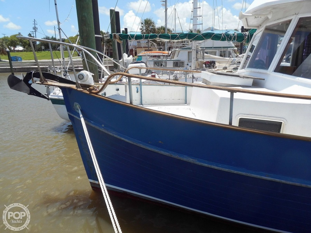 1970 Grand Banks boat for sale, model of the boat is 36 Classic & Image # 29 of 40