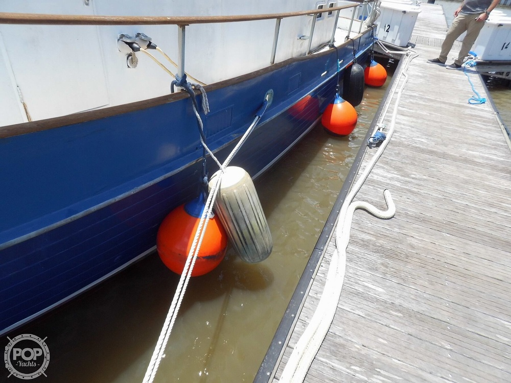 1970 Grand Banks boat for sale, model of the boat is 36 Classic & Image # 31 of 40
