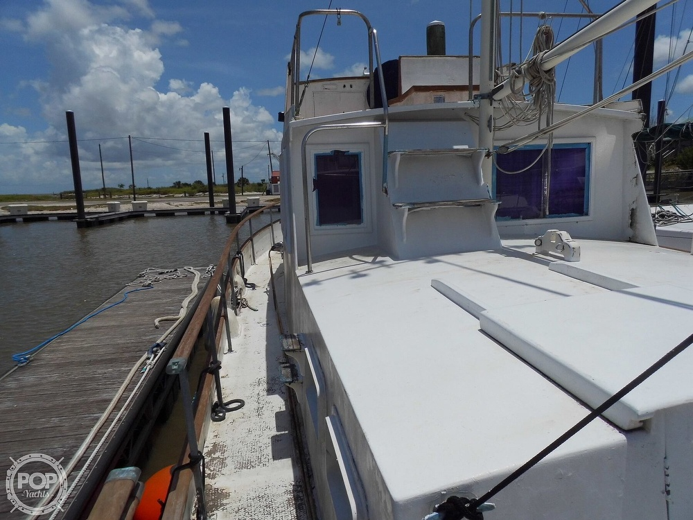 1970 Grand Banks boat for sale, model of the boat is 36 Classic & Image # 34 of 40