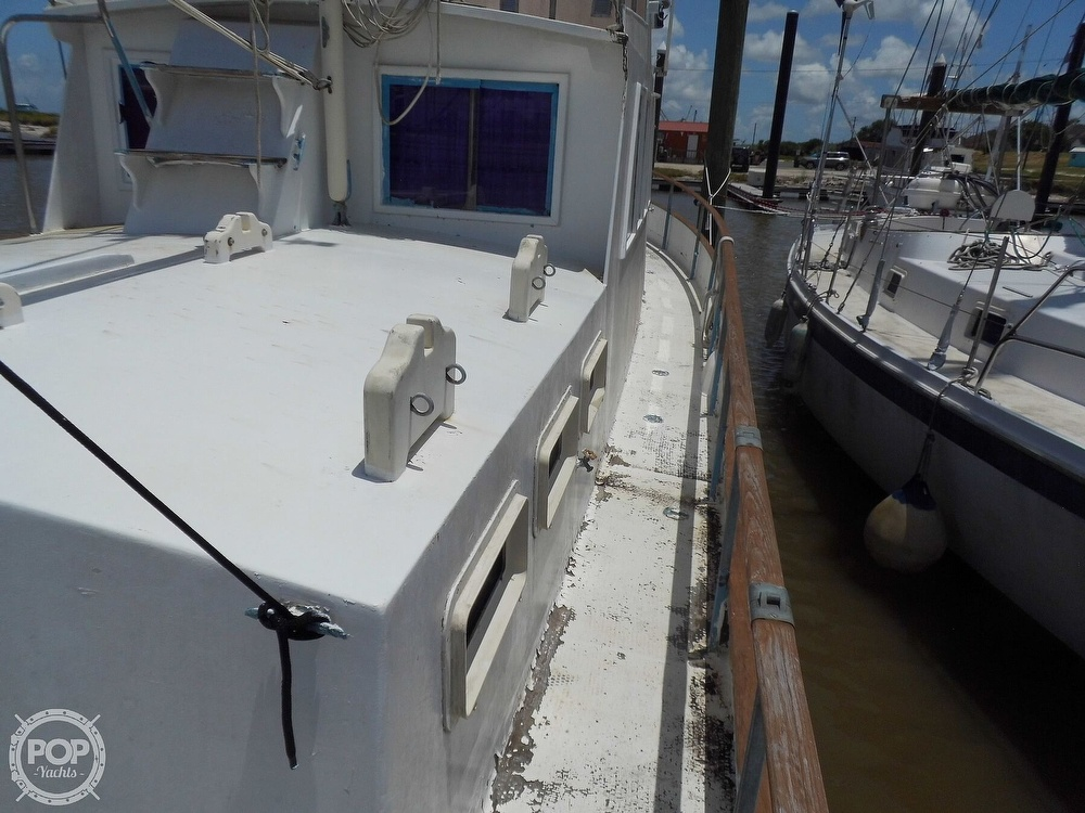 1970 Grand Banks boat for sale, model of the boat is 36 Classic & Image # 36 of 40
