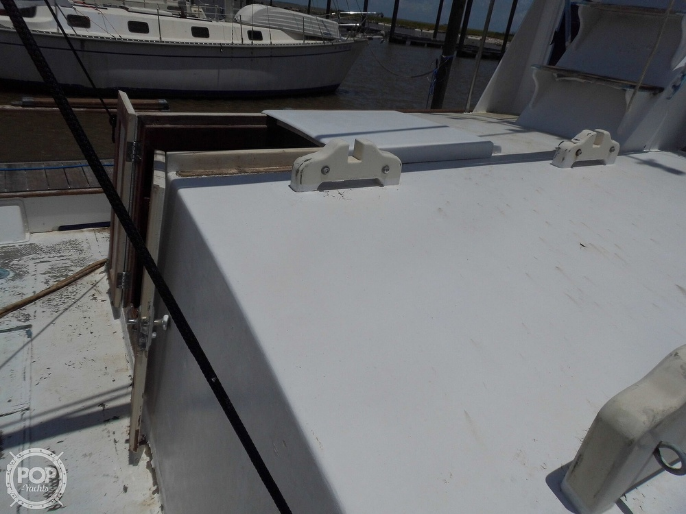 1970 Grand Banks boat for sale, model of the boat is 36 Classic & Image # 40 of 40