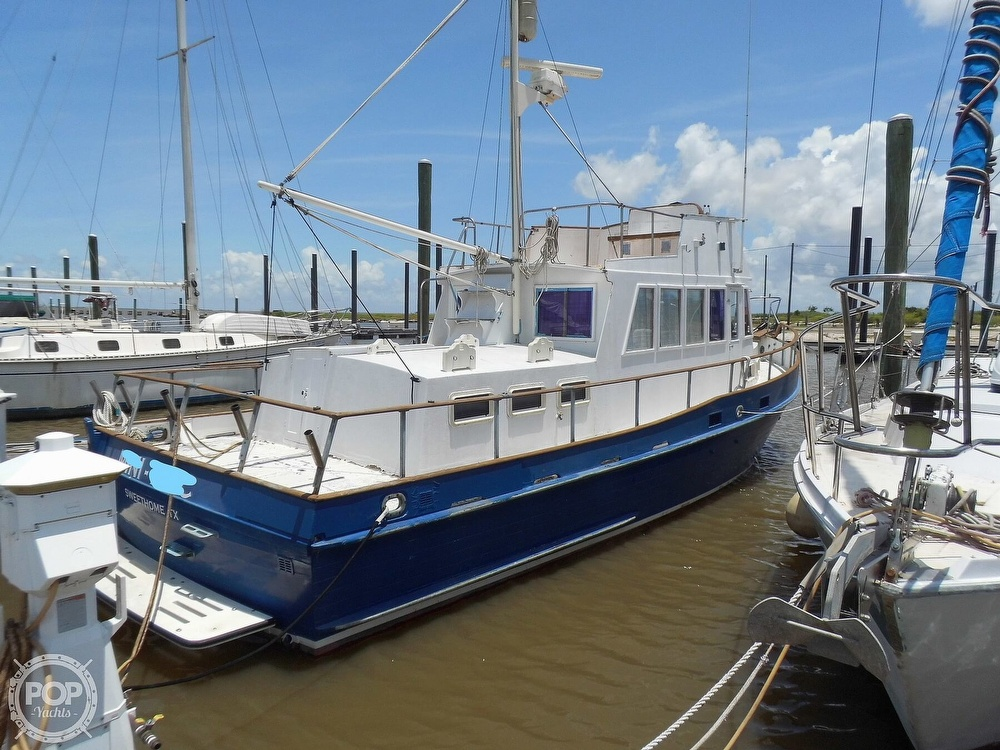 1970 Grand Banks boat for sale, model of the boat is 36 Classic & Image # 3 of 40