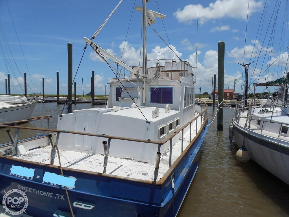 1970 Grand Banks boat for sale, model of the boat is 36 Classic & Image # 4 of 40