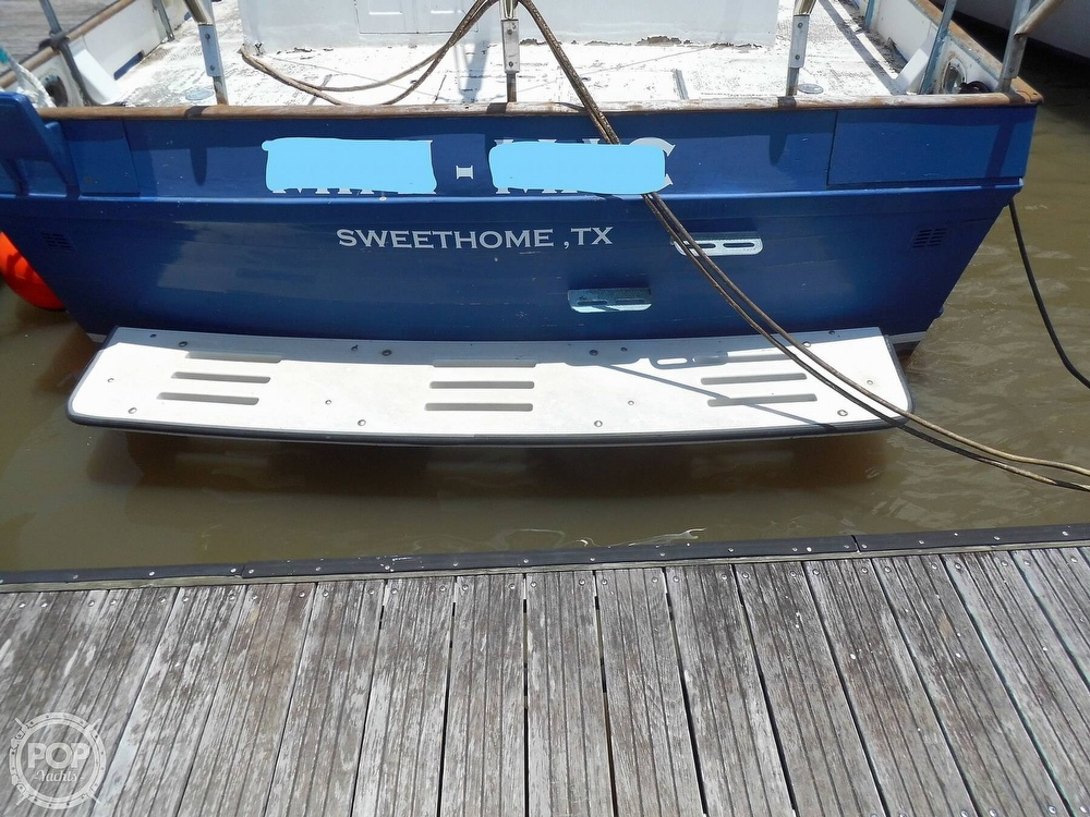 1970 Grand Banks boat for sale, model of the boat is 36 Classic & Image # 6 of 40