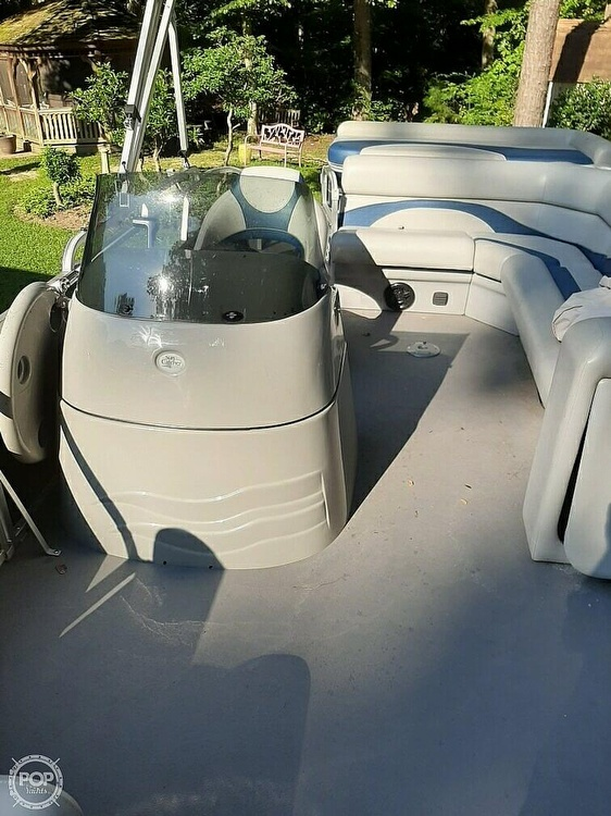 2012 G3 Boats boat for sale, model of the boat is Suncatcher 208 LV Cruise & Image # 15 of 22