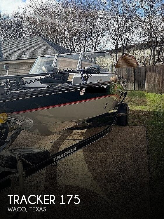 2014 Tracker Boats boat for sale, model of the boat is Pro V Guide 175 Wt & Image # 1 of 7
