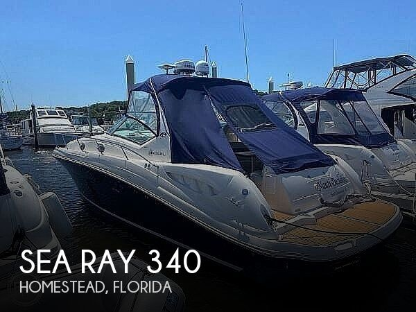 Used Sea Ray Sport Boats For Sale by owner | 2005 Sea Ray 340 Sundancer Sportsman