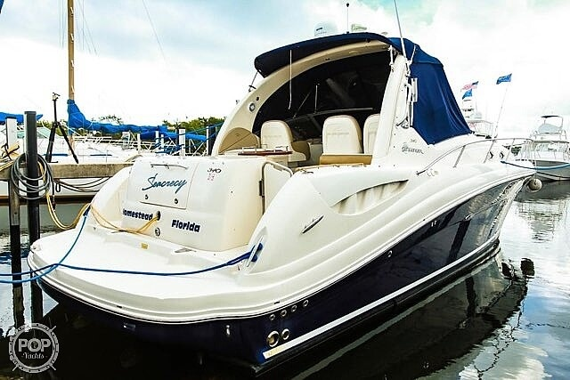2005 Sea Ray boat for sale, model of the boat is 340 Sundancer Sportsman & Image # 5 of 40