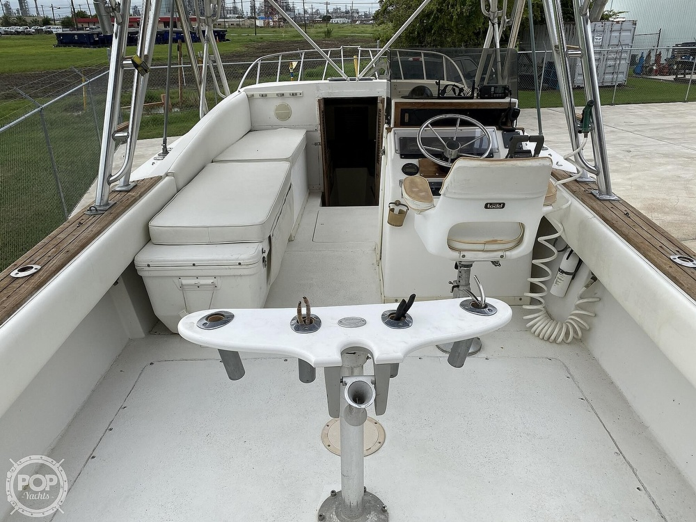 1983 Blackfin boat for sale, model of the boat is 33 Sportfish & Image # 8 of 40