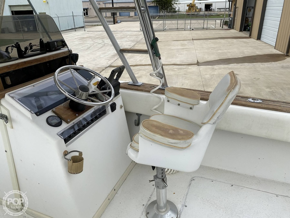 1983 Blackfin boat for sale, model of the boat is 33 Sportfish & Image # 11 of 40