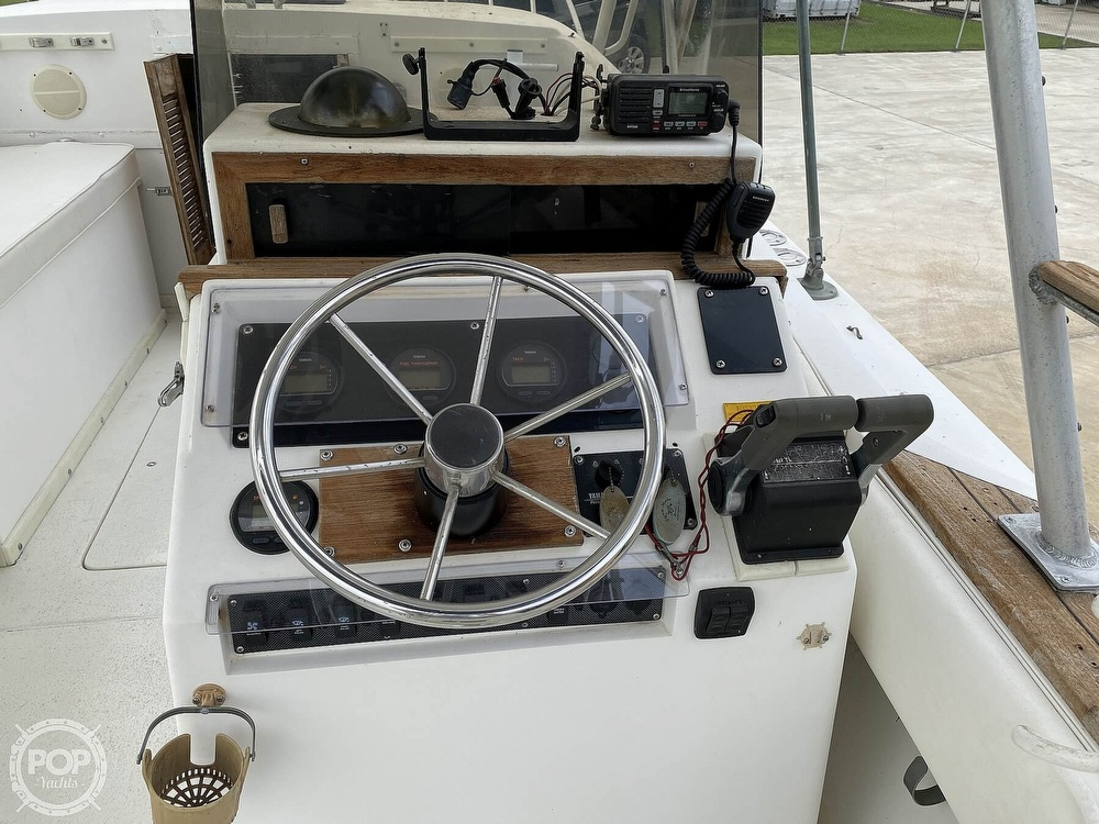 1983 Blackfin boat for sale, model of the boat is 33 Sportfish & Image # 12 of 40