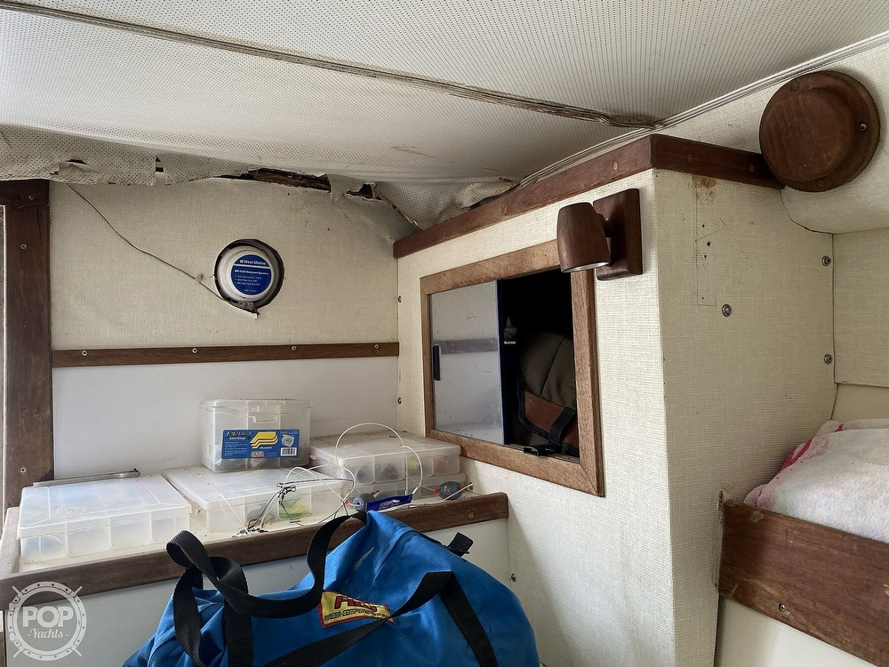 1983 Blackfin boat for sale, model of the boat is 33 Sportfish & Image # 32 of 40