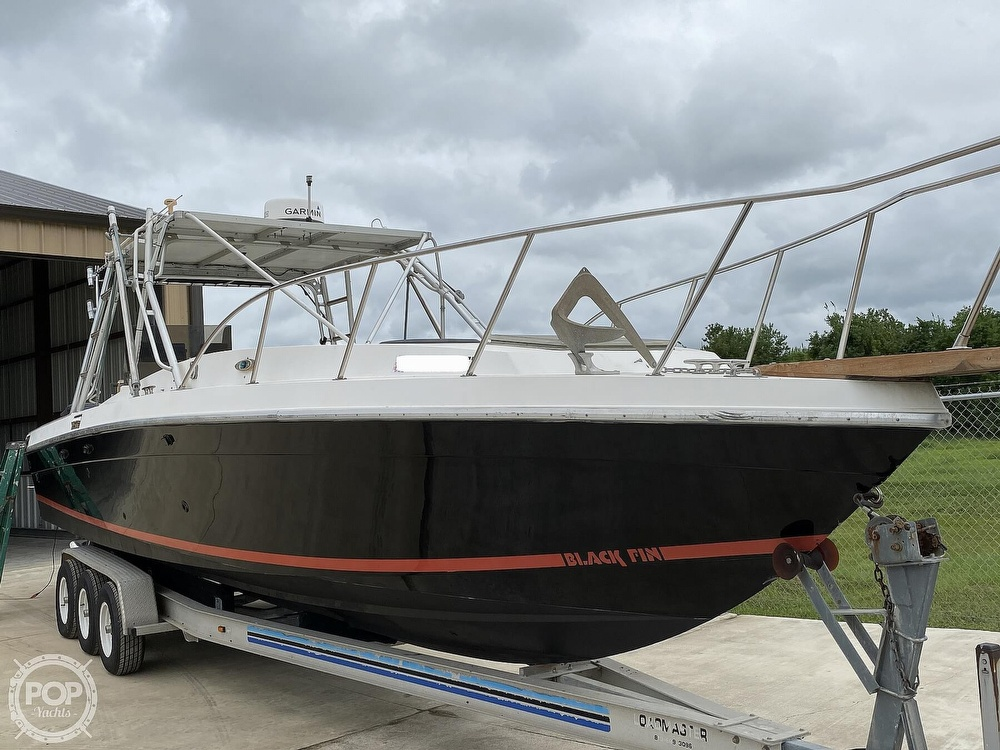 1983 Blackfin boat for sale, model of the boat is 33 Sportfish & Image # 4 of 40