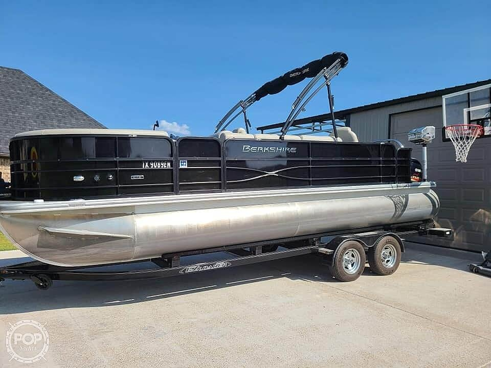 2019 Berkshire Pontoons boat for sale, model of the boat is 24 rfc & Image # 2 of 22