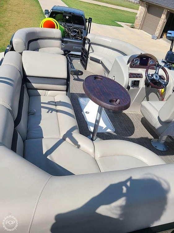 2019 Berkshire Pontoons boat for sale, model of the boat is 24 rfc & Image # 9 of 22