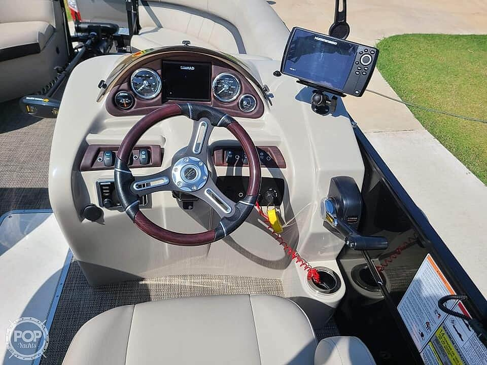 2019 Berkshire Pontoons boat for sale, model of the boat is 24 rfc & Image # 16 of 22