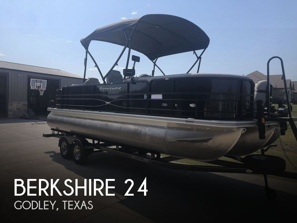 2019 BERKSHIRE PONTOONS 24 RFC2CTS for sale