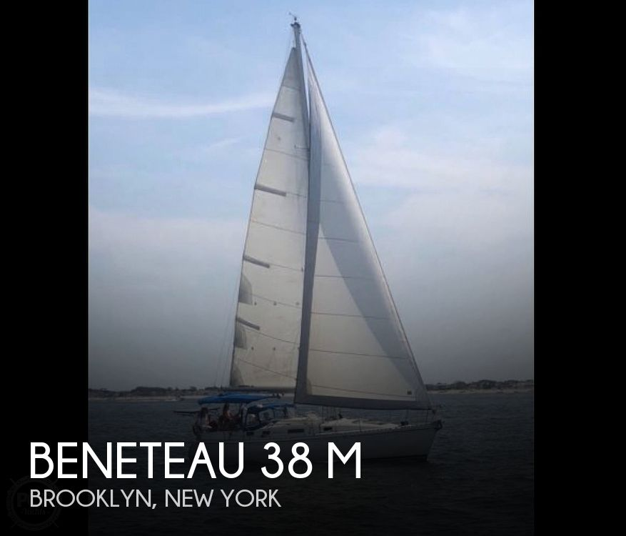 1991 Beneteau boat for sale, model of the boat is 38 M & Image # 1 of 40
