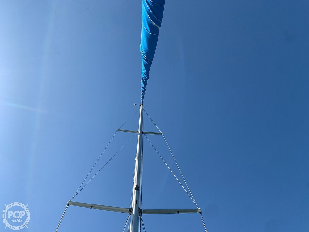 1991 Beneteau boat for sale, model of the boat is 38 M & Image # 4 of 40