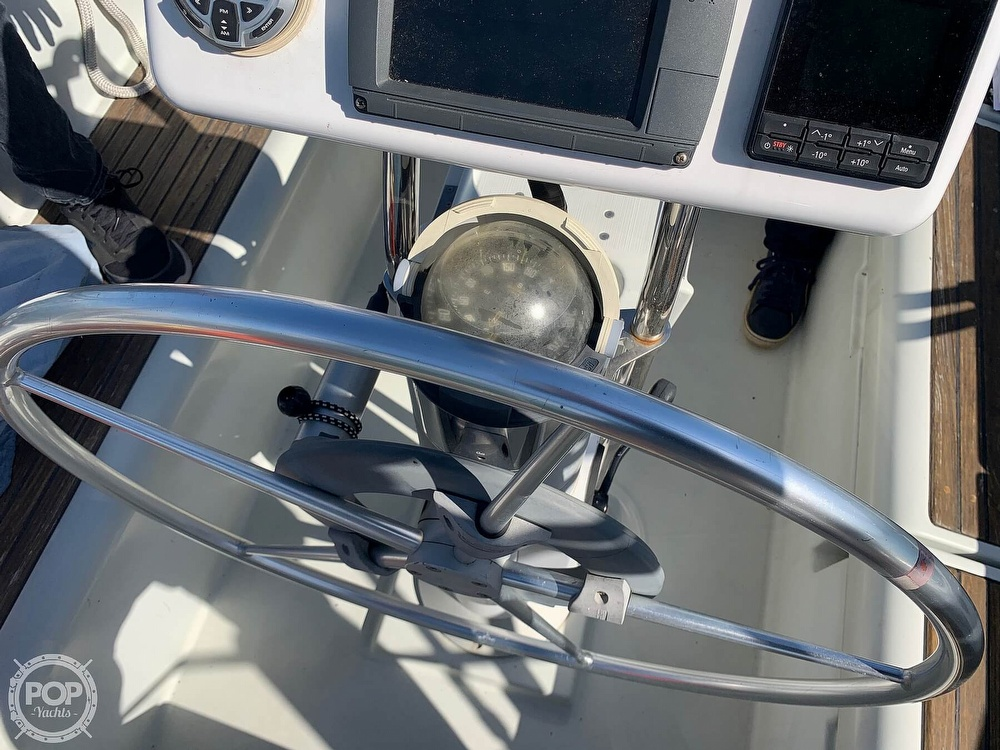 1991 Beneteau boat for sale, model of the boat is 38 M & Image # 8 of 40