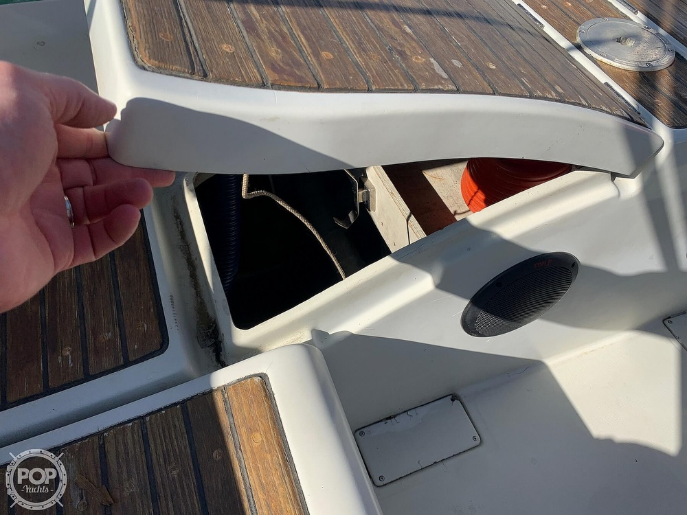 1991 Beneteau boat for sale, model of the boat is 38 M & Image # 23 of 40