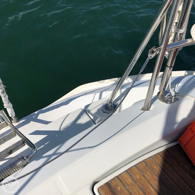 1991 Beneteau boat for sale, model of the boat is 38 M & Image # 29 of 40