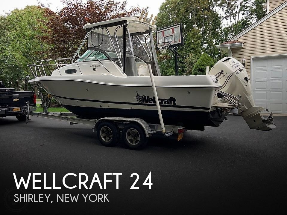 Used Wellcraft Boats For Sale in New York by owner | 1999 Wellcraft 24