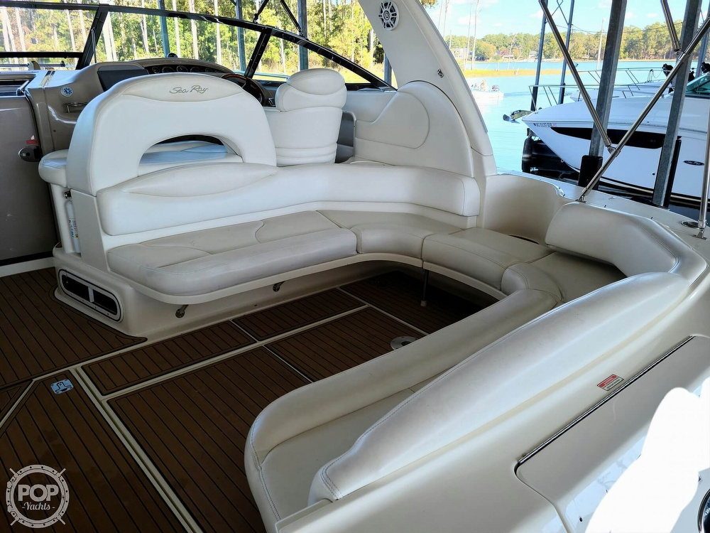 2001 Sea Ray boat for sale, model of the boat is 380 sundancer & Image # 17 of 40