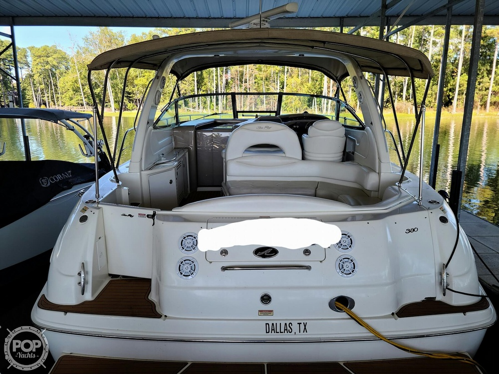 2001 Sea Ray boat for sale, model of the boat is 380 sundancer & Image # 18 of 40