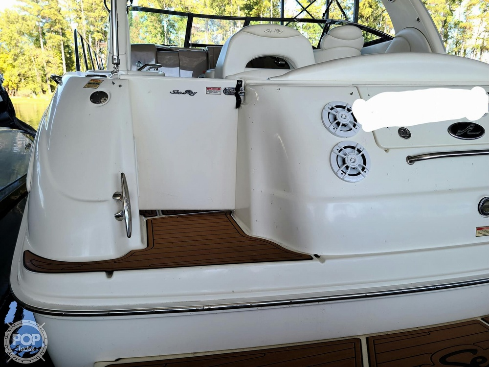 2001 Sea Ray boat for sale, model of the boat is 380 sundancer & Image # 19 of 40