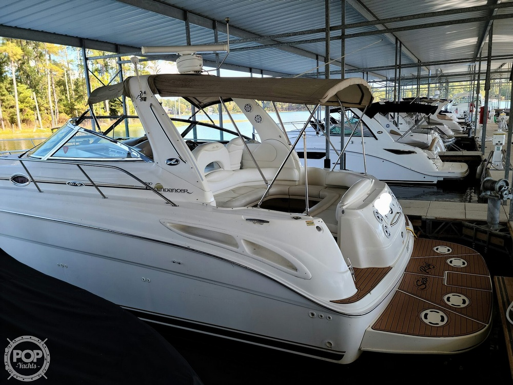2001 Sea Ray boat for sale, model of the boat is 380 sundancer & Image # 24 of 40