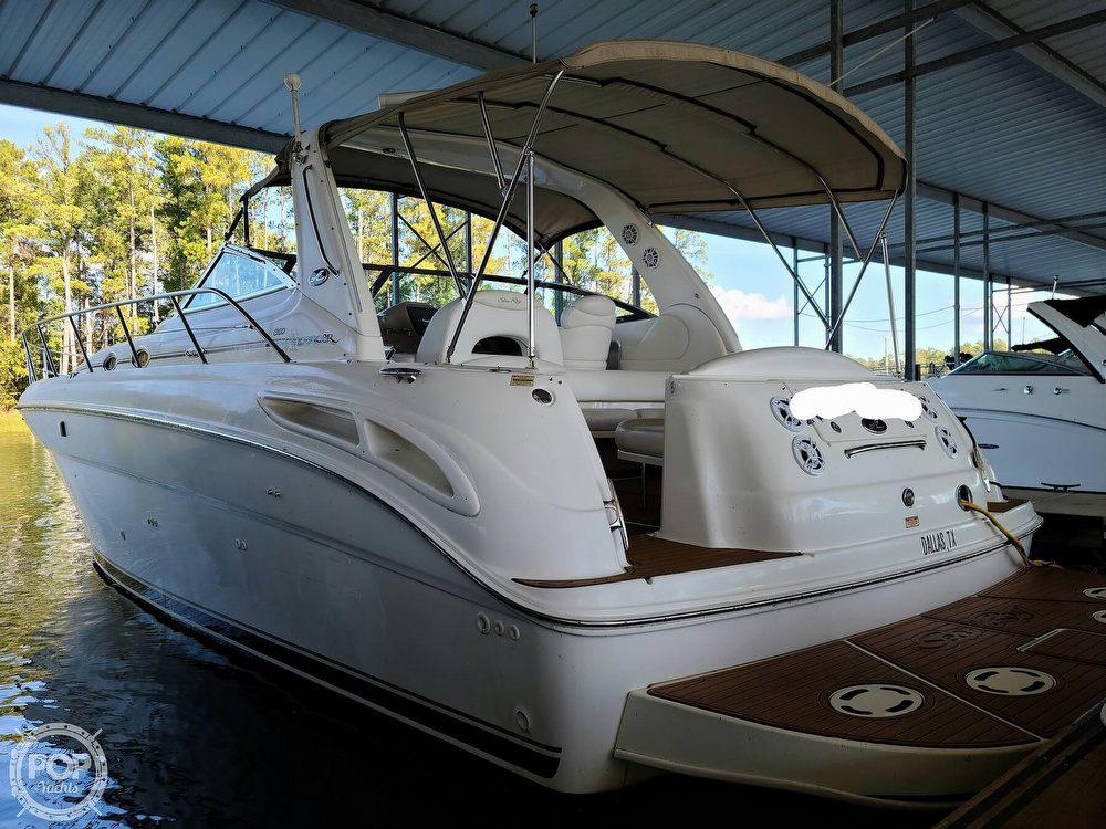 2001 Sea Ray boat for sale, model of the boat is 380 sundancer & Image # 16 of 40