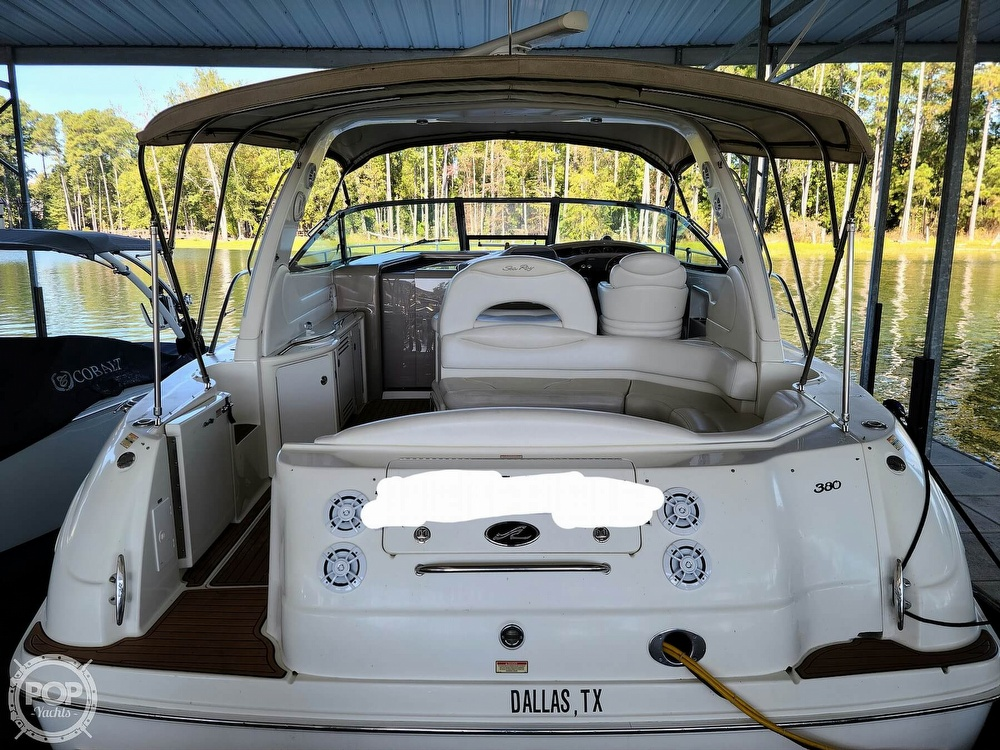 2001 Sea Ray boat for sale, model of the boat is 380 sundancer & Image # 25 of 40