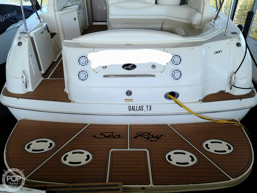 2001 Sea Ray boat for sale, model of the boat is 380 sundancer & Image # 26 of 40