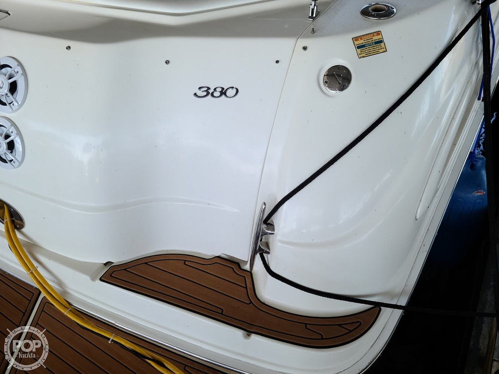2001 Sea Ray boat for sale, model of the boat is 380 sundancer & Image # 40 of 40