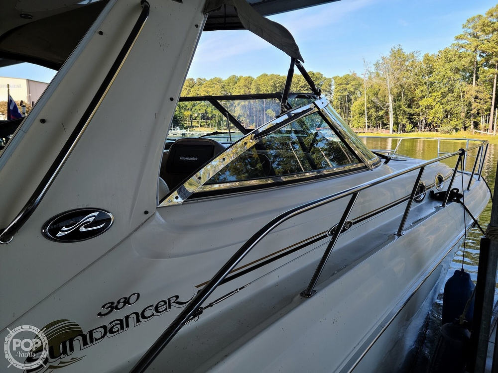 2001 Sea Ray boat for sale, model of the boat is 380 sundancer & Image # 7 of 40