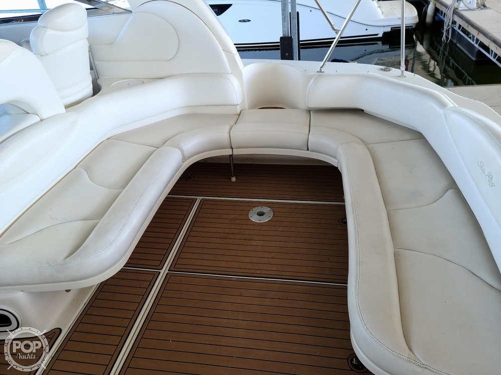 2001 Sea Ray boat for sale, model of the boat is 380 sundancer & Image # 13 of 40